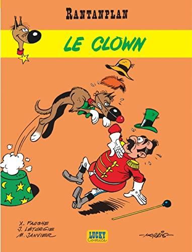 9782940012244: Rantanplan, tome 4 : Le Clown