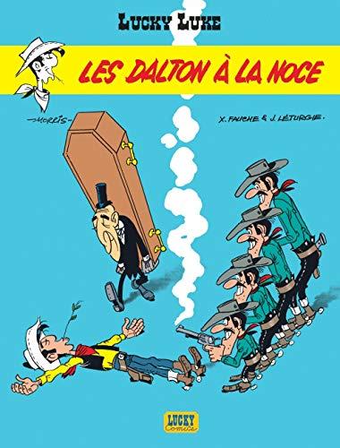 9782940012350: Lucky Luke, tome 31 : Les Dalton à la noce