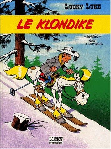 Lucky Luke, Tome 35 : Le Klondike: Morris, Yann, Jean
