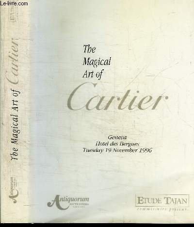 The Magical Art of Cartier: An important: Antiquorum Auctioneers
