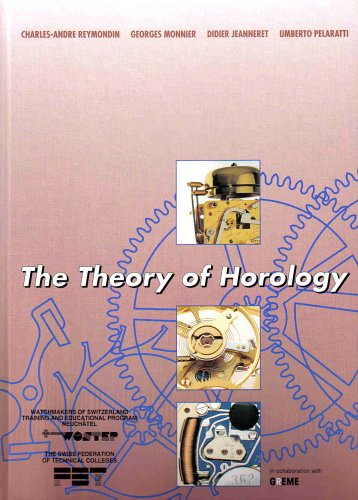 9782940025121: The Theory of Horology