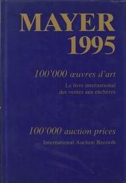 A Mayer Int'l Art Auction 95 (Hardback)