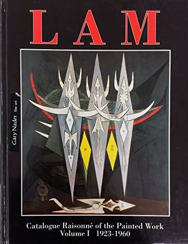 9782940033195: Wilfredo Lam : catalogue raisonné of the painted work