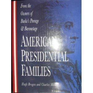 9782940085002: American Presidential Families