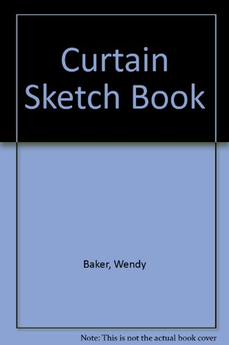 9782940085019: Curtain Sketch Book, the (Spanish Edition)