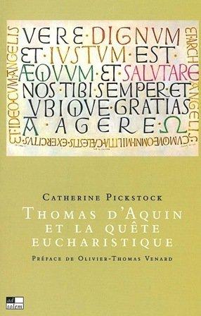9782940090686: Presence reelle - thomas d'aquin et la quete eucharistique