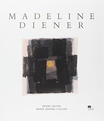 """""""madeleine diener ; son oeuvre"""": Henri Salina, Marie-Jeanne Coloni"""