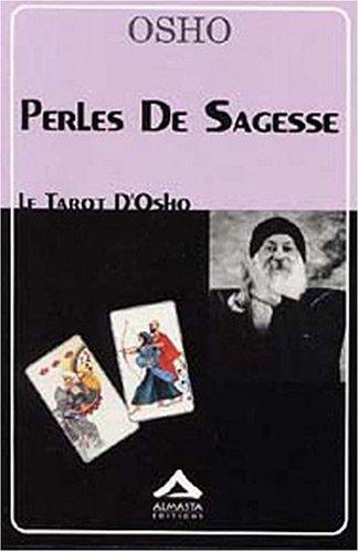 9782940095049: Perles de sagesse : Le Tarot d'Osho
