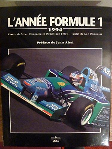 9782940125029: L'annee formule 1 - 1994