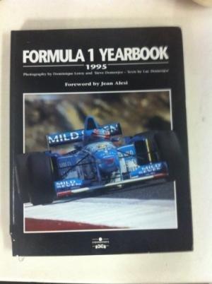 Formula One Year Book 1995: Domenjoz, Luc