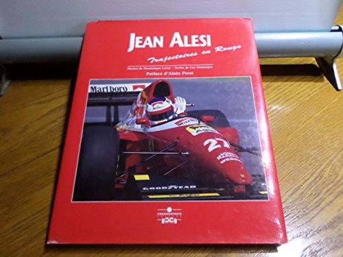 9782940125081: Jean Alési. Trajectoires en rouge