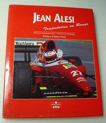9782940125098: Jean Alesi: Red Missiles