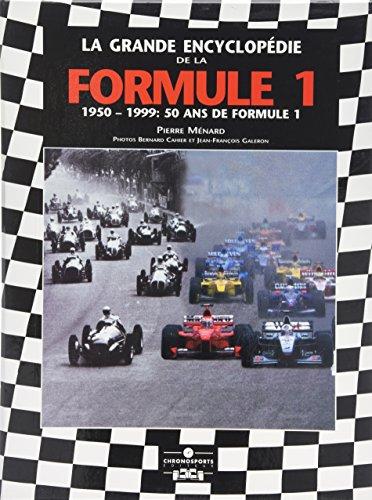 9782940125180: Encyclopédie de la formule 1 coffret 2v (French Edition)