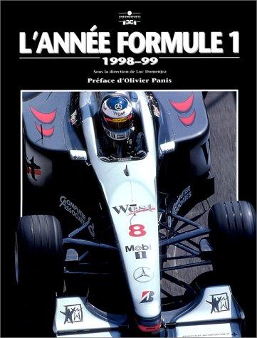 9782940125234: L'ann�e formule 1, 1998-1999