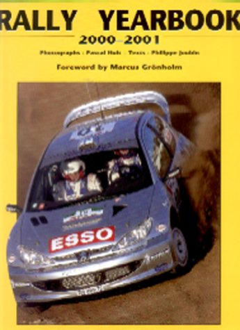 9782940125722: Rally Yearbook: 2000-2001