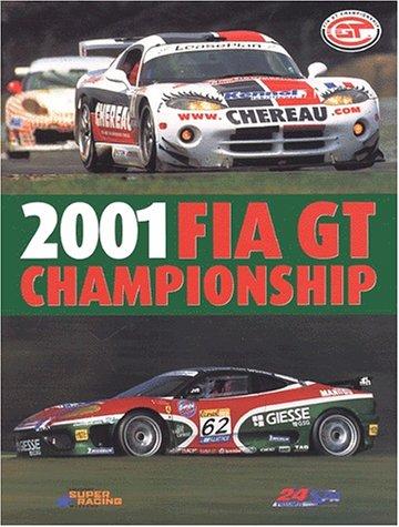 9782940125869: 2001 FIA GT Championship. Proximus 24 Hours of Spa, édition bilingue français-anglais