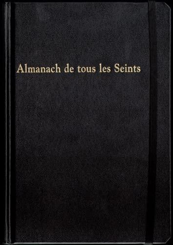 9782940127665: Almanach de tous les seints