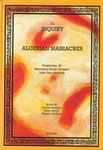 9782940130085: An Inquiry Into The Algerian Massacres