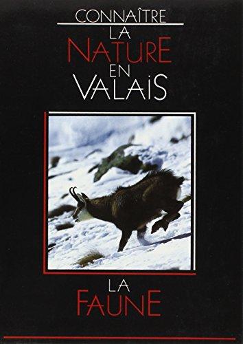 9782940145348: Connaître - la Nature en Valais: La Faune
