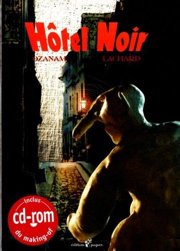 9782940199181: HOTEL NOIR. Avec CD-Rom