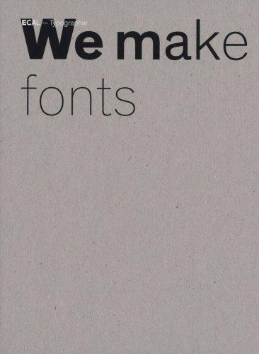 9782940271764: ECAL Typography