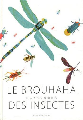 9782940317523: Le brouhaha des insectes