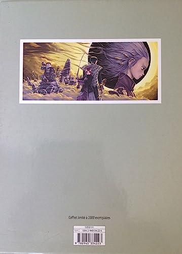 9782940334223: Coffret Na�ja, tomes 1 � 3