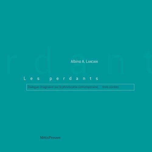 Les Perdants: Albino A. Lanciani