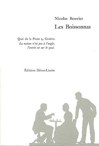 9782940358519: Les Boissonnas : Histoire d'une dynastie de photographes, 1864-1983