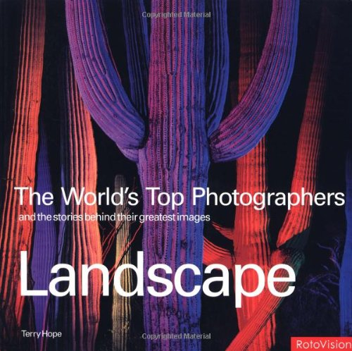 9782940361014: WORLD'S TOP PHOTOGRAPHERS: LANDSCAPE (The World's Top Photographers)