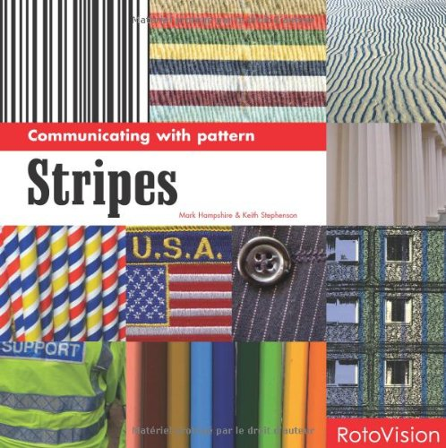 9782940361151: Communicating with Pattern: Stripes