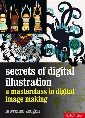 9782940361564: Secrets of Digital Illustration: a master class in commercial image-making
