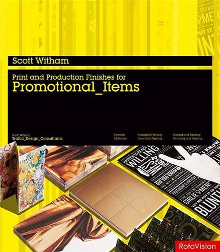 9782940361687: Print and Production Finishes for Promotional Items