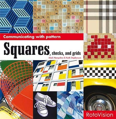 9782940361823: Squares, Checks, and Grids (Communicating With Pattern)