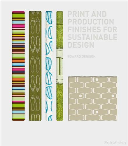 9782940361984: Print and Production Finishes for Sustainable Design