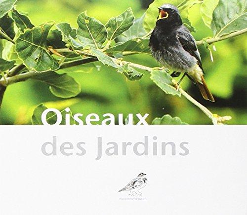 OISEAUX DES JARDINS CD: DELALOYE DEROUSSEN