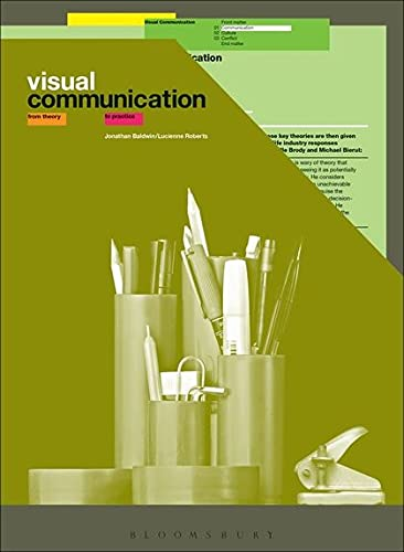 9782940373093: Visual Communication: From Theory to Practice