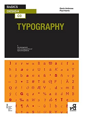 9782940373352: Basics Design 03: Typography