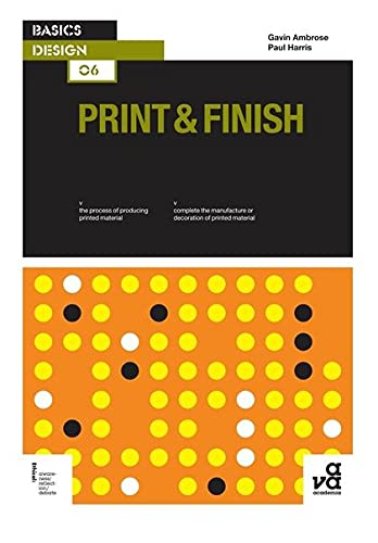 9782940373420: Basics Design 06: Print and Finish
