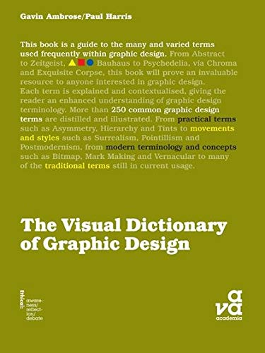 9782940373437: A Visual Dictionary of Graphic Design