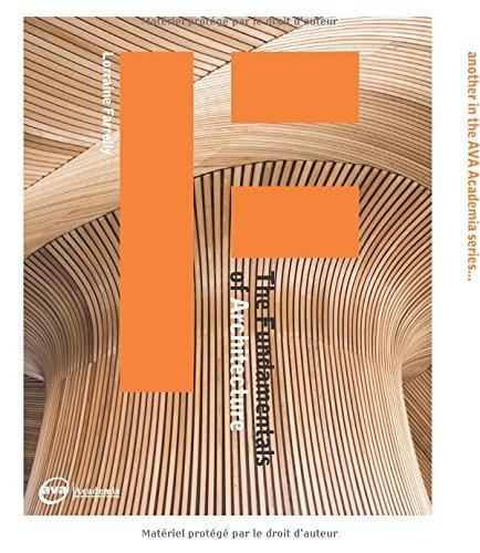 9782940373482: The Fundamentals of Architecture