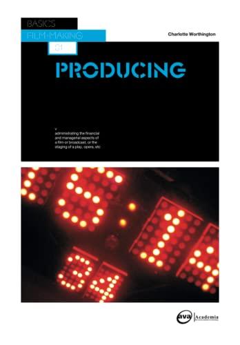 9782940373574: Basics Film-Making 01: Producing