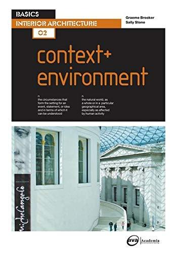 9782940373710: Basics Interior Architecture 02: Context & Environment