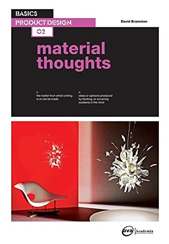 9782940373871: Basics Product Design 02: Material Thoughts