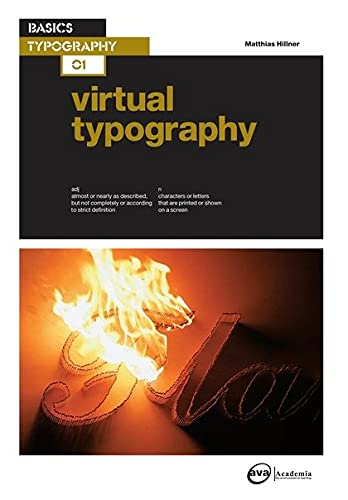 9782940373994: Basics Typography 01: Virtual Typography