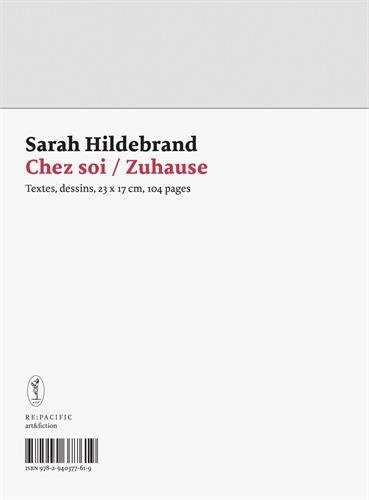 CHEZ SOI / ZUHAUSE: HILDEBRAND SARAH