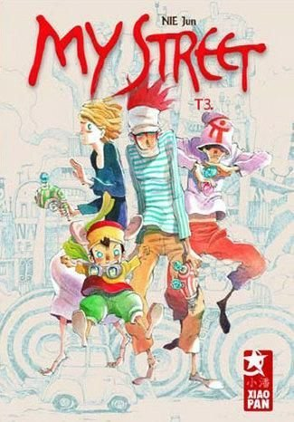 9782940380107: My Street, Tome 3 : Chat-blé l'herboriste