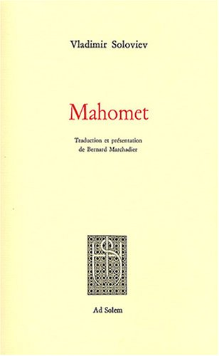 9782940402298: Mahomet (French Edition)