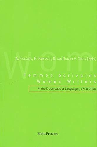 9782940406098: femmes écrivains à la croisée des langues 1700-2000