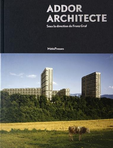 9782940406968: Addor architecte